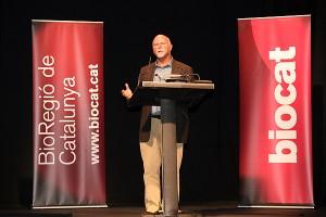 Craig Venter a Symbiosis (14è Congrés EFB)