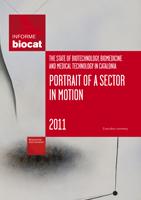 Informe Biocat 2011
