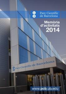 Memoria d'activitats 2014